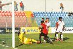 Messina avanti con Balde, Soleri pareggia: 1-1 nel derby col Palermo