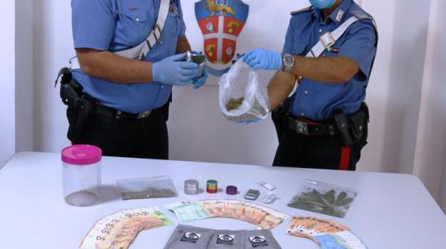 barcellona pozzo di gotto, droga, due arresti, Messina, Cronaca
