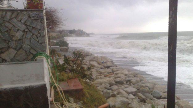 Bocale II, erosione costiera, reggio calabria, Reggio, Cronaca
