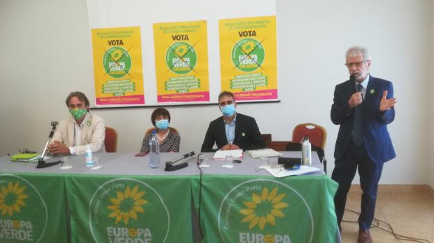 elezioni regionali calabria, europa verde, lista, Calabria, Politica