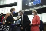 Bebe Vio al Parlamento Ue, invitata da von der Leyen