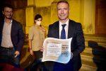 """Il procuratore Falvo incontra Rombiolo: """"Per sconfiggere la 'Ndrangheta serve il rifiuto"""""""