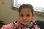 Felicitas Flores, la piccola calciatrice che ha firmato con la Nike. Con i complimenti di Messi