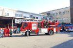 Messina, i vigili del fuoco rendono omaggio a Mario Moretto