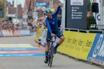 Ciclismo, Ganna si conferma campione del mondo nella cronometro