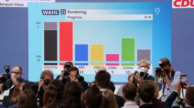 elezioni, exit pool, germania, Sicilia, Politica