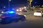 Folle inseguimento a Cirò Marina, carabinieri fermano un 18enne VIDEO