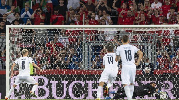 italia-svizzera, mondiali 2022, pareggio, Jorginho, Sicilia, Sport