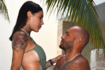 """Jacobs in vacanza con la compagna in Messico pensando a """"Ballando con le Stelle"""""""