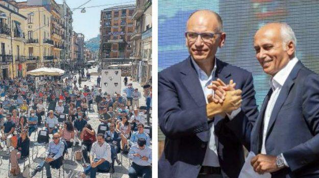 sanità calabrese, Enrico Letta, Cosenza, Cronaca