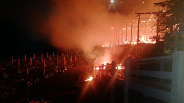 incendi, Cosenza, Cronaca