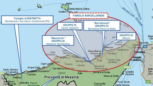 clan barcellonesi, criminalità organizzata, Messina, Cronaca