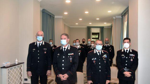 calabria, carabinieri, nuovi comandanti, sicilia, Gianfranco Cavallo, Calabria, Cronaca