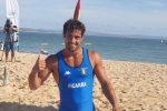 Canottaggio, il messinese Giovanni Ficarra campione del mondo di Beach Sprint