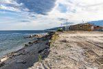 Il litorale di Maregrosso a Messina