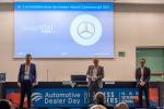 Mercedes-Benz Italia Vans sale sul podio DI DealerStat 2021