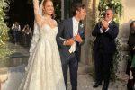 Miriam Leone è convolata a nozze. Ecco chi è il marito Paolo Carullo