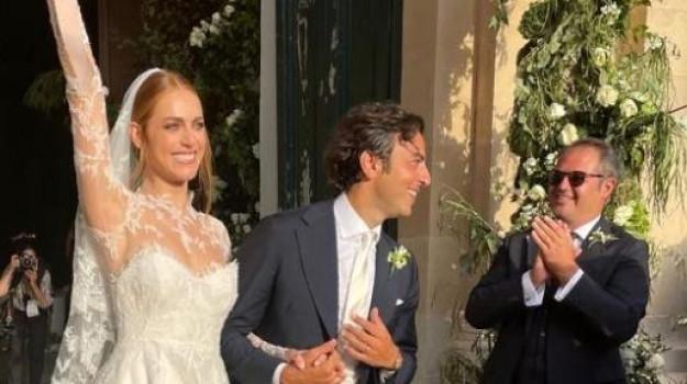 apple jack milano, matrimonio miriam leone, scicli, Miriam Leone, paolo carullo, Sicilia, Società