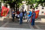 """I lavoratori della Consuelco di Bisignano in piazza a Cosenza per """"chiedere attenzione"""""""