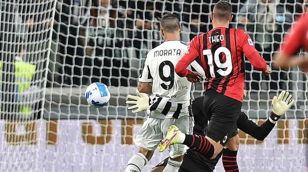 Juve-Milan in parità (1-1). Roma flop a Verona, la Lazio fermata dal Cagliari