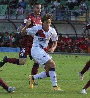 """Crotone, che cuore: Mulattieri """"rimonta"""" il Brescia: 2-2"""