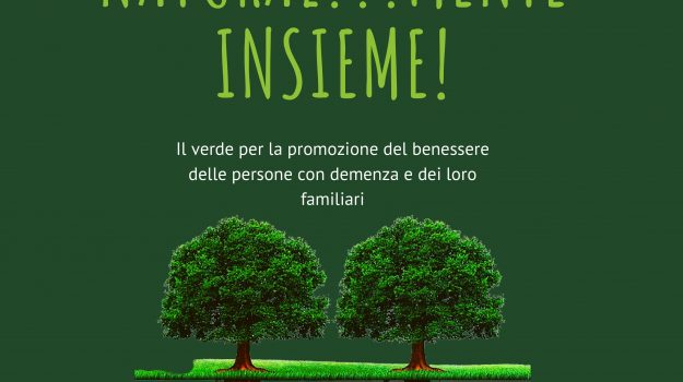 benessere, Giornata Mondiale dell'Alzheimer, Natural...Mente insieme, verde, Messina, Cronaca