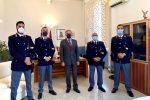 Sedici nuovi agenti per la questura di Catanzaro e il Commissariato di Lamezia