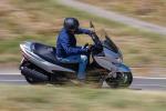 Nuovo Suzuki Burgman 400, sempre più elegante