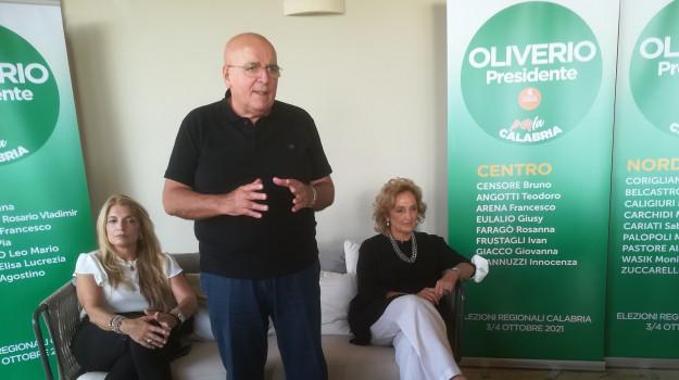 calabria, elezioni, regionali, Mario Oliverio, Calabria, Politica