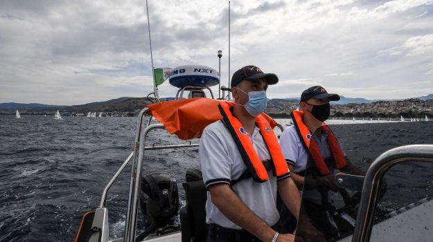 guardia costiera, migranti, operazione mare sicuro, Reggio, Cronaca