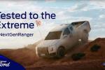 Prime immagini per la nuova generazione del Ford Ranger