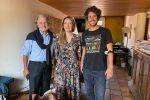 Primo incontro Prodi-Santori: la sardina a pranzo dal Professore