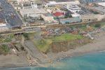 Messina, interventi di Protezione civile lungo torrenti e zone costiere