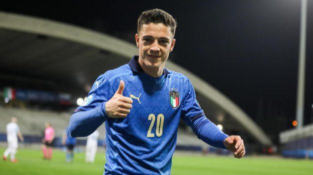 italia, nazionale, qualificazioni mondiali 2022, Giacomo Raspadori, Sicilia, Sport