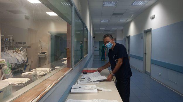 covid, Grande Ospedale Metropolitano, reggio calabria, rianimazione, Sebastiano Macheda, Reggio, Cronaca