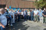 """Reggio, tutti in piazza per """"salvare"""" l'ospedale"""