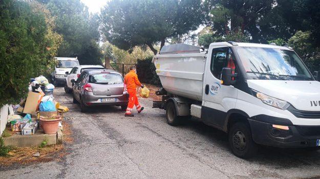 Avr, reggio calabria, rifiuti, Tecknoservice, Reggio, Cronaca