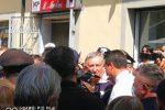 """Castrovillari, Salvini improvvisa un comizio tra i selfie: """"Ora la Calabria riparte"""" - VIDEO"""