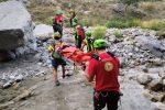 San Lorenzo Bellizzi, il soccorso alpino salva un escursionista colto da malore