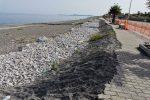 Barcellona, il litorale di Spinesante cade a pezzi. Appalto fermo, aumentano i timori