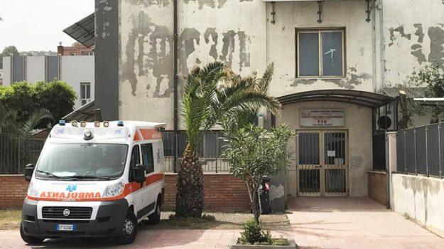 infarto, morte, santa teresa di riva, Carmelo Giannetto, Ermelinda Cicala, Messina, Cronaca