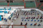 Tamponi a Messina: al Palarescifina controlli per i soggetti già positivi e in isolamento