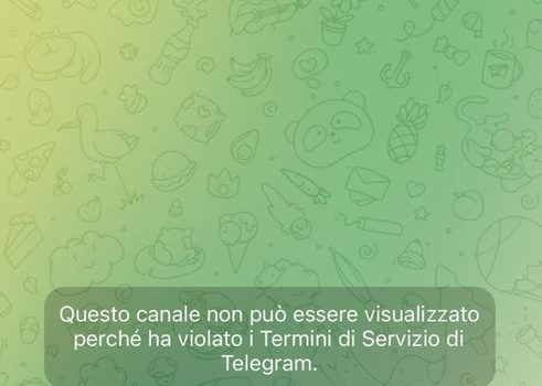 chat no vax oscurata, telegram, Sicilia, Cronaca