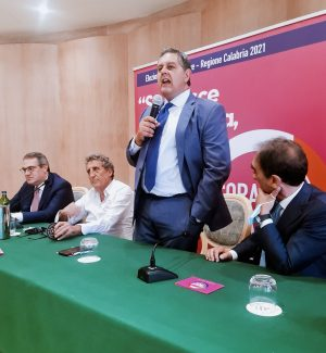"""Elezioni regionali, Toti: """"La Calabria traino dello sviluppo di un'Italia che riparte"""""""
