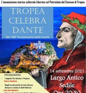 Tropea celebra Dante nel settimo centenario dalla morte