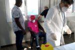 San Ferdinando, 205 migranti vaccinati all'interno delle tendopoli