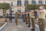 Il Generale Pietro Serino ha visitato le unità dell'Esercito in Sicilia e incontrato le autorità