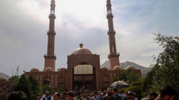 afghanistan, esplosione, moschea kunduz, Sicilia, Mondo
