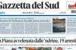 Rassegna stampa 20-10-2021 edizioni calabresi