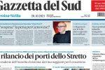 Rassegna stampa 20-10-2021 edizione Messina